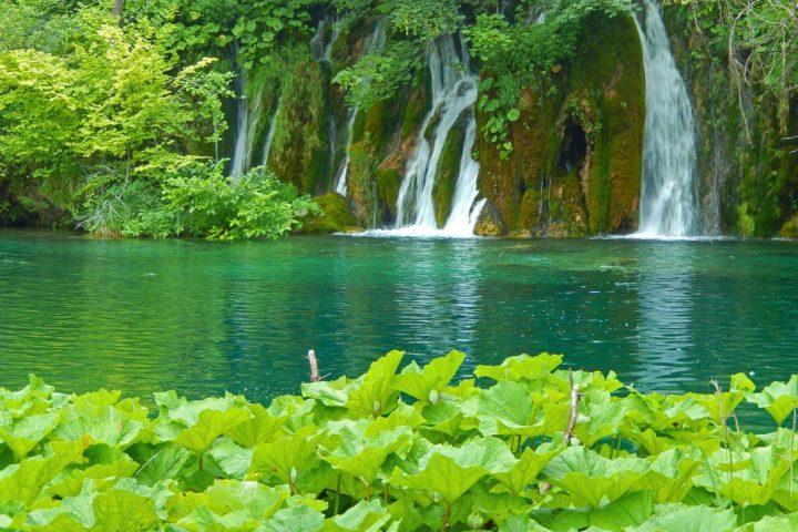 Plitvická jezera jsou perlou Chorvatska