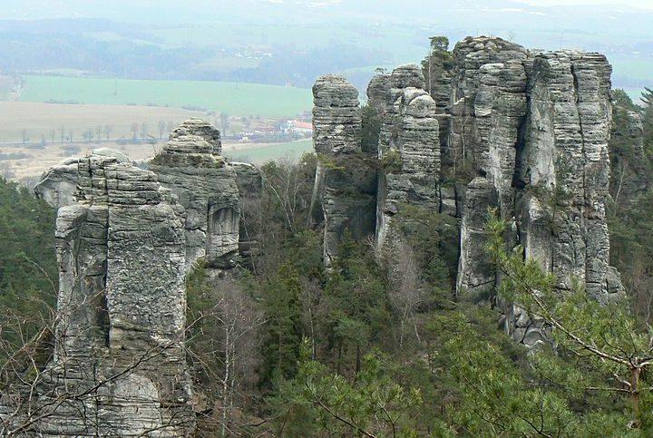 Český ráj je oblíbeným místem na výlet i dovolenou